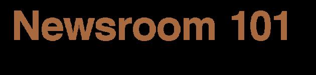 Logo of Newsroom 101 NR1
