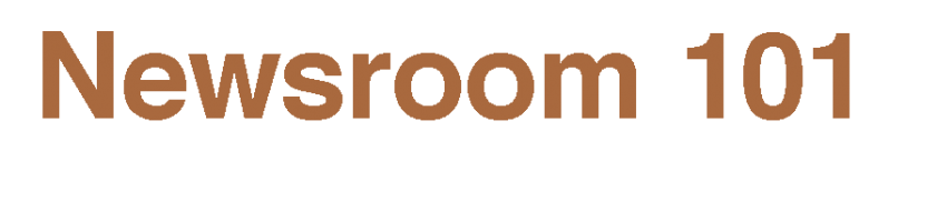 Newsroom 101 NR1
